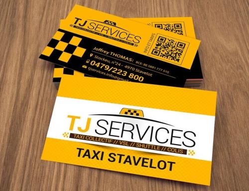 Tj Service – Carte de visite