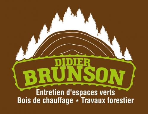 Didier Brunson – Entretien d'espaces verts – Bois de chauffage -Travaux forestier // Vielsalm