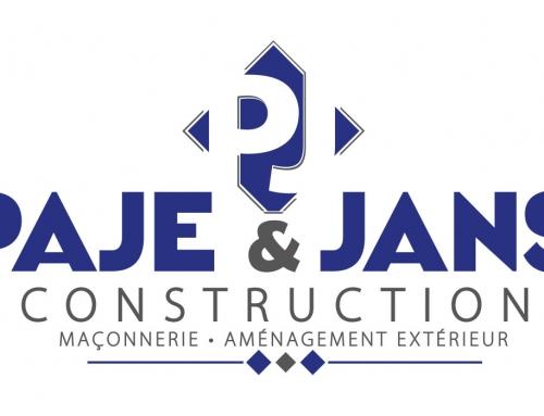 Paje & Jans Construction