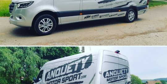 Anquety Motor Sport • Honvelez